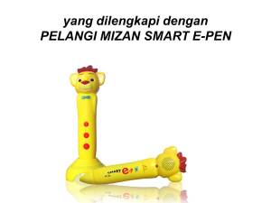 Pelangi Mizan Smart E-Pen